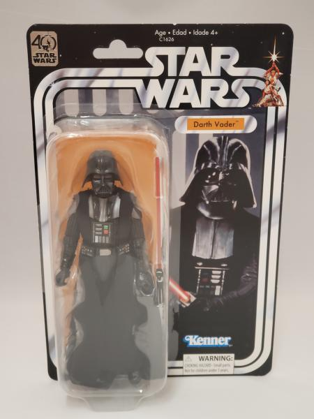 Darth Vader 40th Anniversary Action Figure