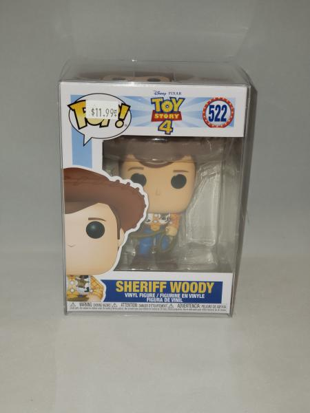 Sheriff Woody 522 Toy Story 4 Funko Pop!