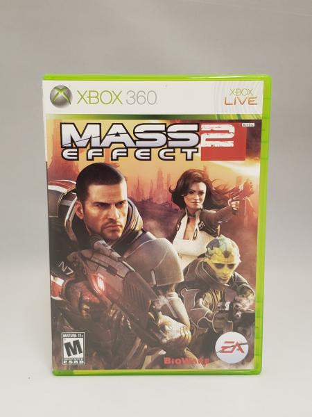 Mass Effect 2 (USED)