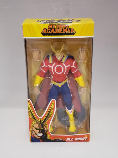 All Might Red Version McFarlane Toys My Hero Academia Action Figure