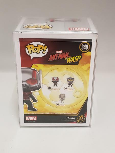Ant-Man (Chase) 340 Marvel Ant-Man and the Wasp Funko Pop! picture
