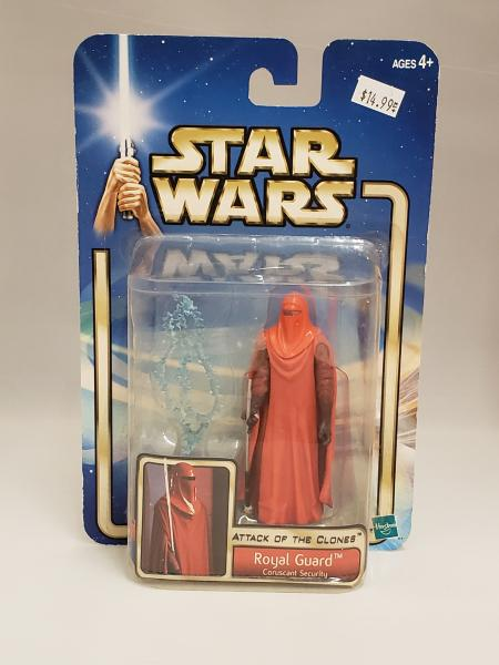 Royal Guard Coruscant Security Star Wars Attack of the Clones