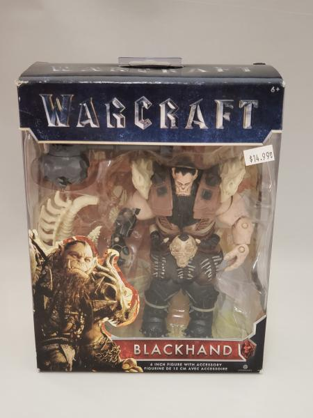 Warcraft Action Figures
