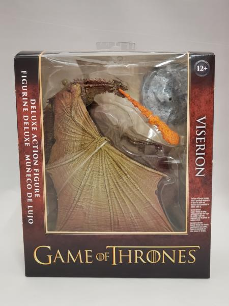 Viserion McFarlane Toys Game of Thrones Action Figure