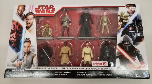 Star Wars Era of the Force 8 Pack