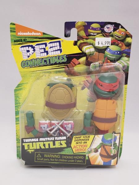 TMNT Pez Connectibles