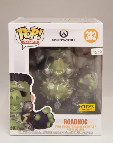 "Roadhog 382 Overwatch 6"" Funko Pop!"