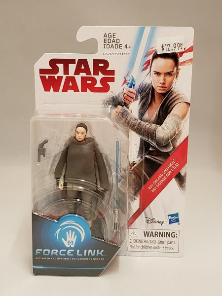 Rey (Island Journey) Star Wars Action Figure