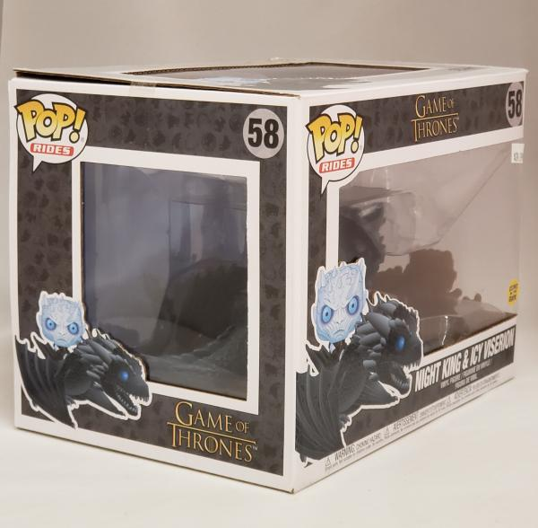 Night King & Icy Viserion Game of Thrones Funko Pop!