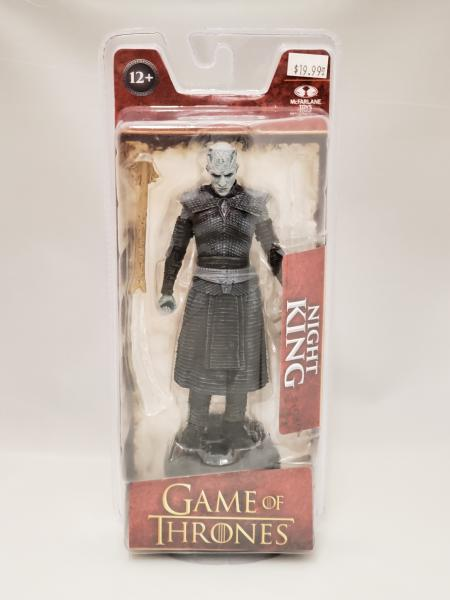 The Night King Game of Thrones McFarlane Action Figure