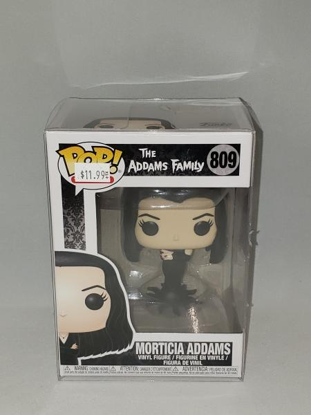 Morticia Addams 809 The Addams Family Funko Pop!