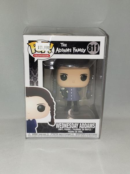 Wednesday Addams 811 The Addams Family Funko Pop!