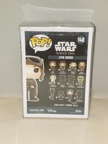 Jyn Erso 148 Star Wars Rogue One Funko Pop! picture