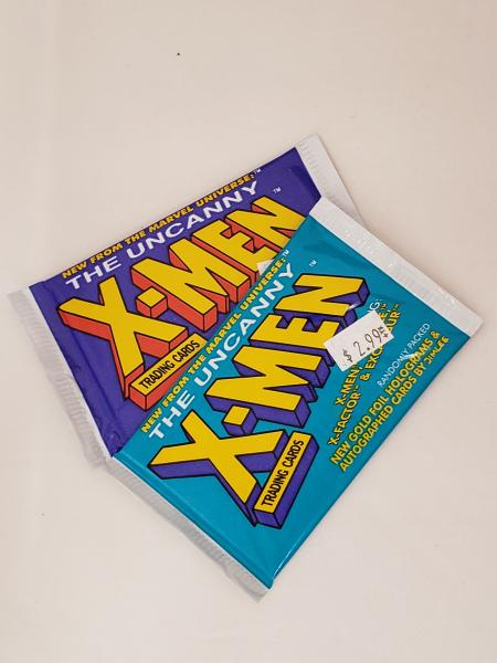 The Uncanny X-Men (1992) Trading Cards