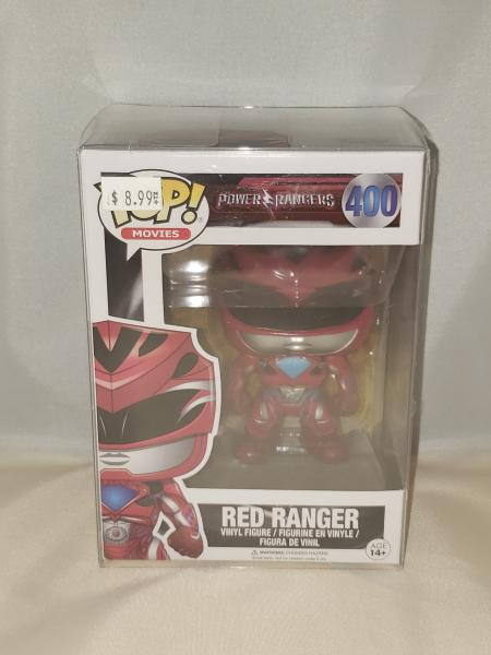 Red Ranger 400 Power Rangers Funko Pop! picture