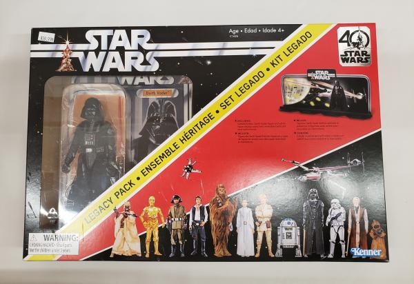 Darth Vader 40th Anniversary Legacy Pack