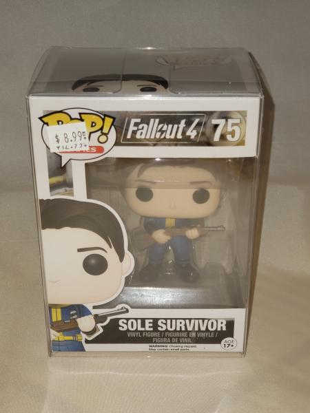 Sole Survivor 75 Fallout Funko Pop! picture