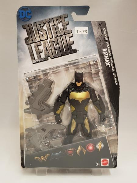 Batman Hydro-Glider Justice League Action Figure