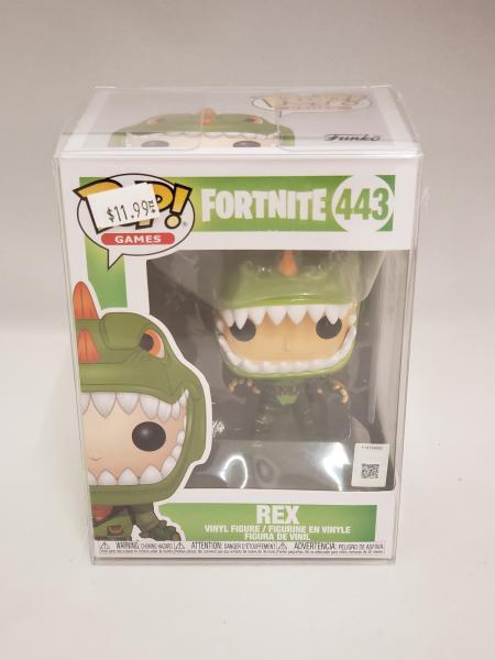 Rex 443 Fortnite Funko Pop!