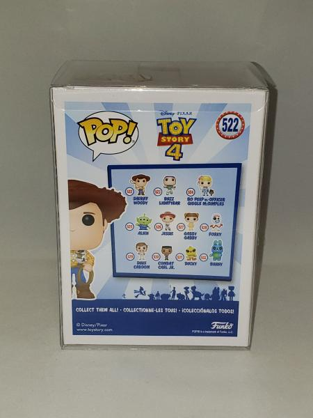 Sheriff Woody 522 Toy Story 4 Funko Pop! picture
