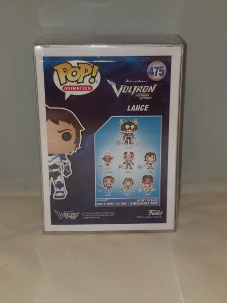Lance 475 Voltron Legendary Defender Funko Pop! picture