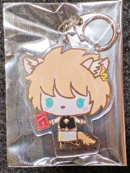 Show by Rock!! Seren Cafe keychain