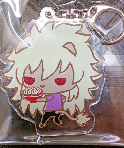 Show by Rock!! Aion Cafe keychain
