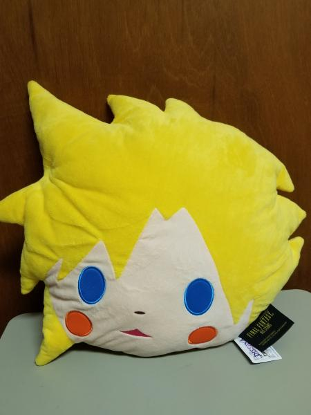 Cloud Theatrhythm Final Fantasy plush