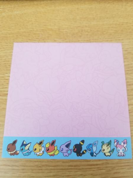 Pokemon Sylveon Eeveelution paper sheets