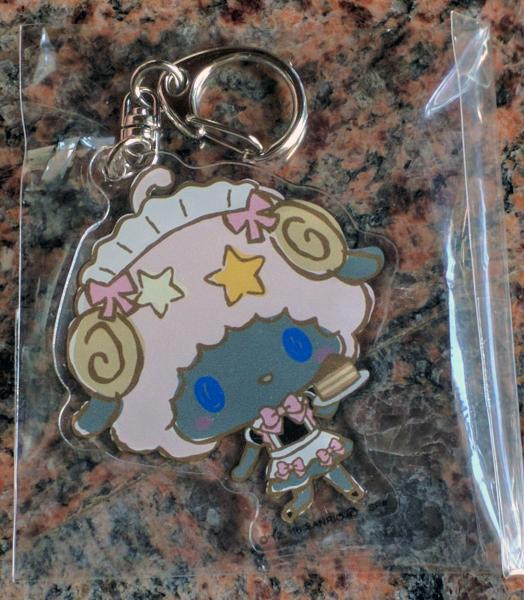 Show by Rock!! Moa Cafe acrylic keychain