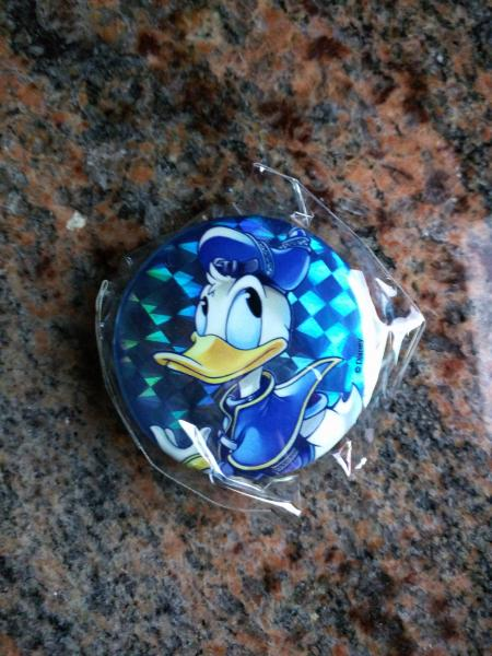 Kingdom Hearts Donald Cafe small button