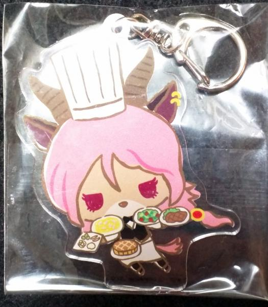 Show by Rock!! Arugon Cafe keychain