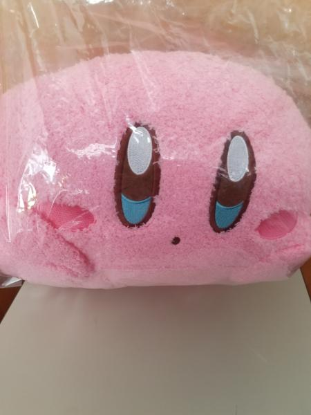 Big kirby plush