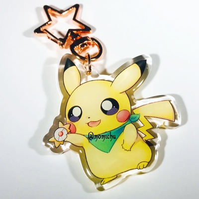 mystery dungeon pikachu charm