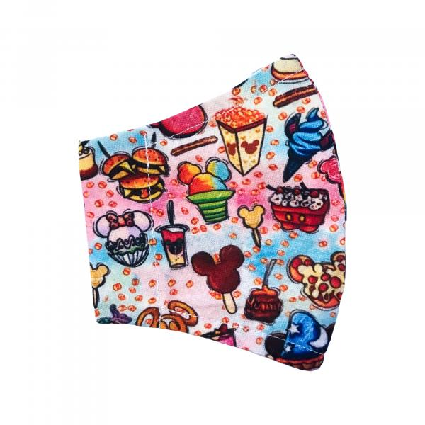 Rainbow Disney Snack Zippered Pouch Bag picture