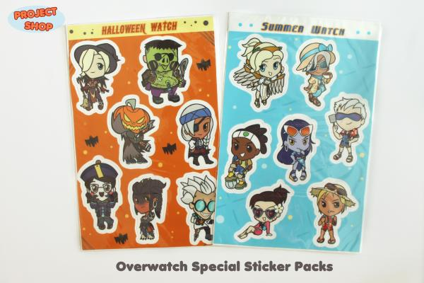 Overwatch Special Packs