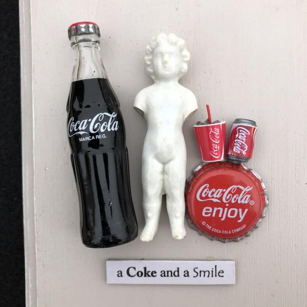 A COKE and a SMILE