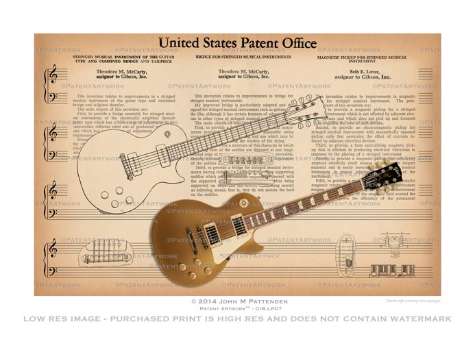 Gibson Les Paul - Gold Top