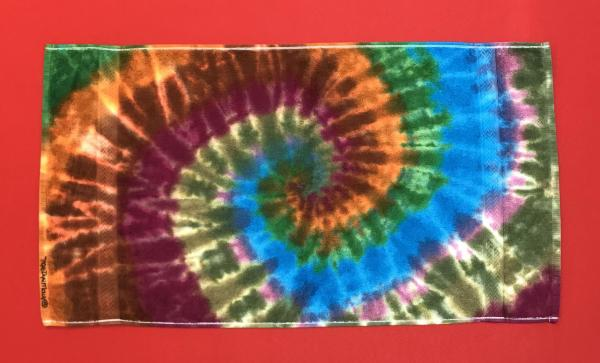 New Fall Spiral Hand Towel