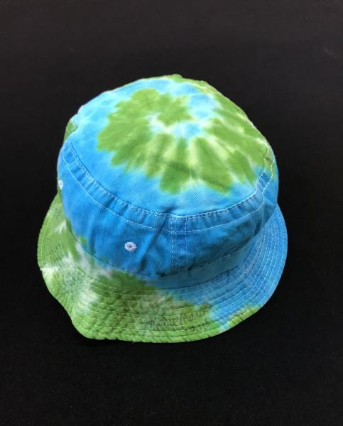 SIZE KID Our Beautiful Planet Spiral Cotton Bucket Hat picture