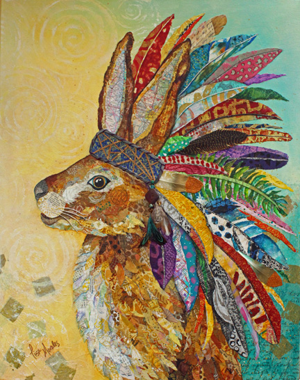 Tribal Rabbit picture