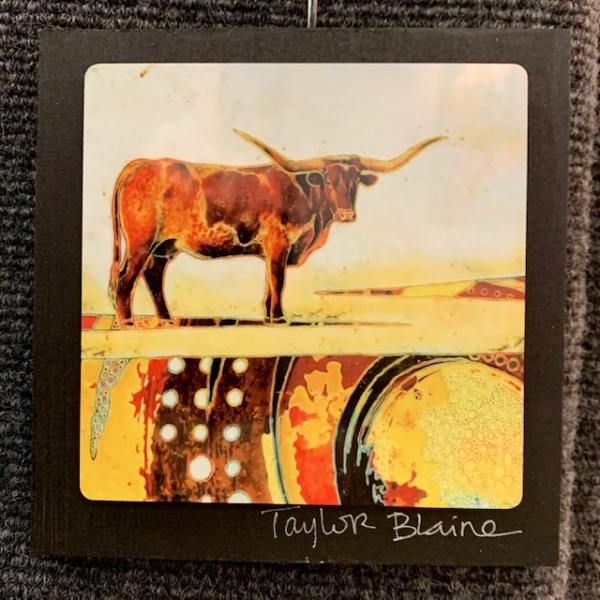 Longhorn on Metal (4x4)