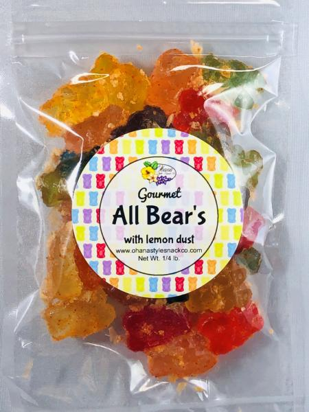 All Bears with Lemon Dust