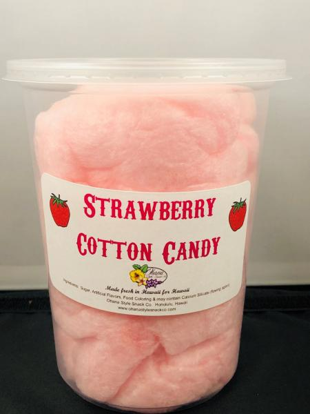 Strawberry Cotton Candy picture