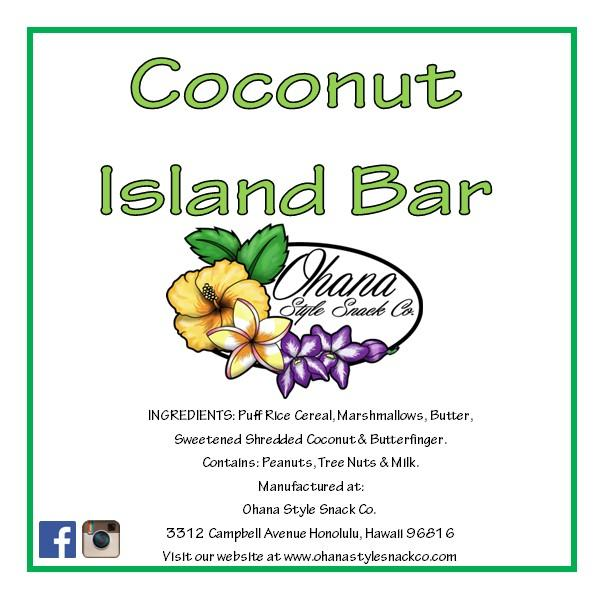Coconut Island Bar picture