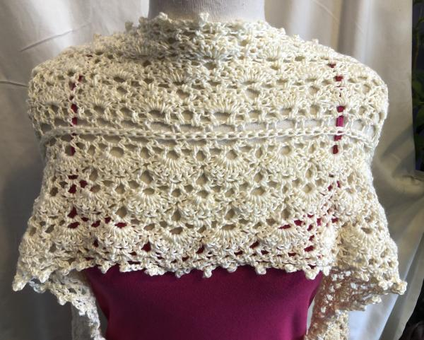Shawl: Naturally Yours