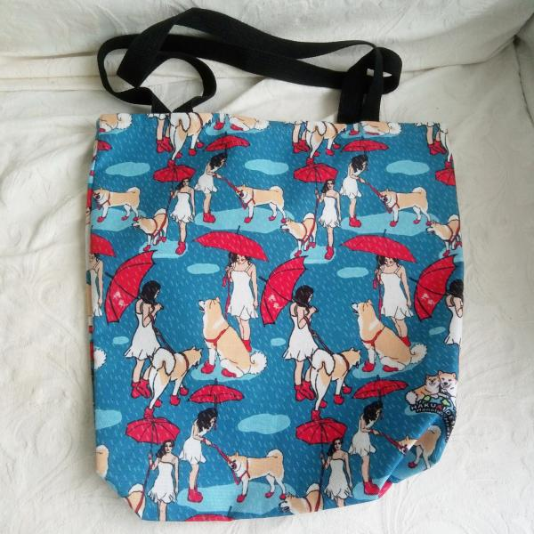 Canvas tote (Chase the Clouds Away)