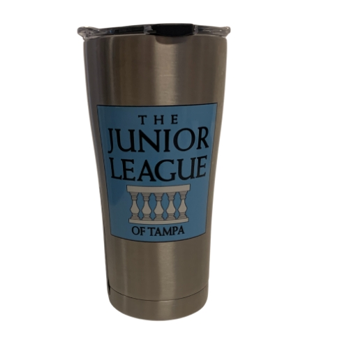 Junior League of Tampa Stainless Tervis