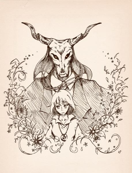 Ancient Magus Bride Print