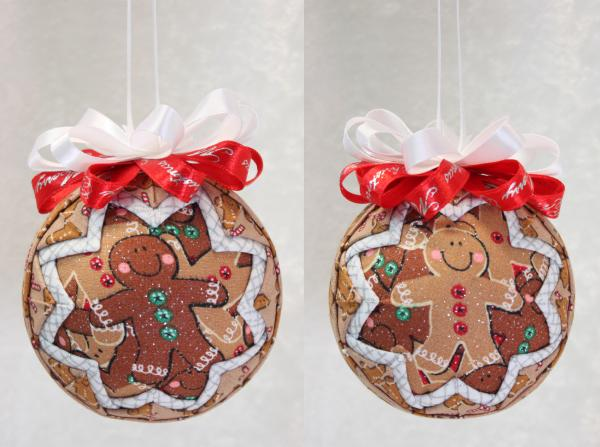 Gingerbread Man Ornament picture